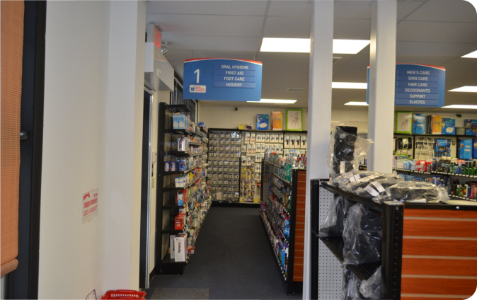 lansdale rx pharmacy oral hygene items